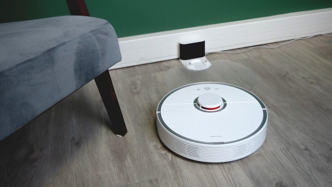Aspirateur robot, une innovation intéressante dotée d'intelligence artificielle.